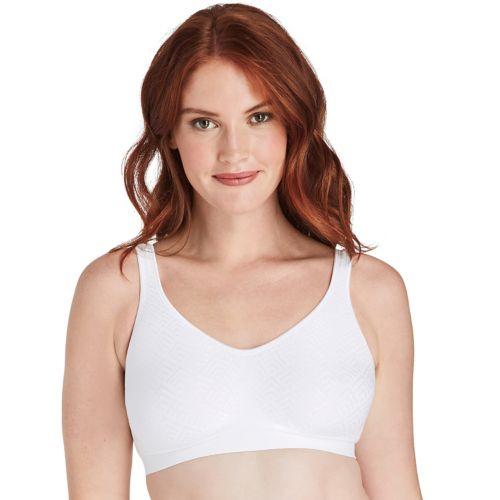 Bali Bra: Comfort Revolution Full-Figure Smart Sizes Wire-Free Bra 3484 - Women's