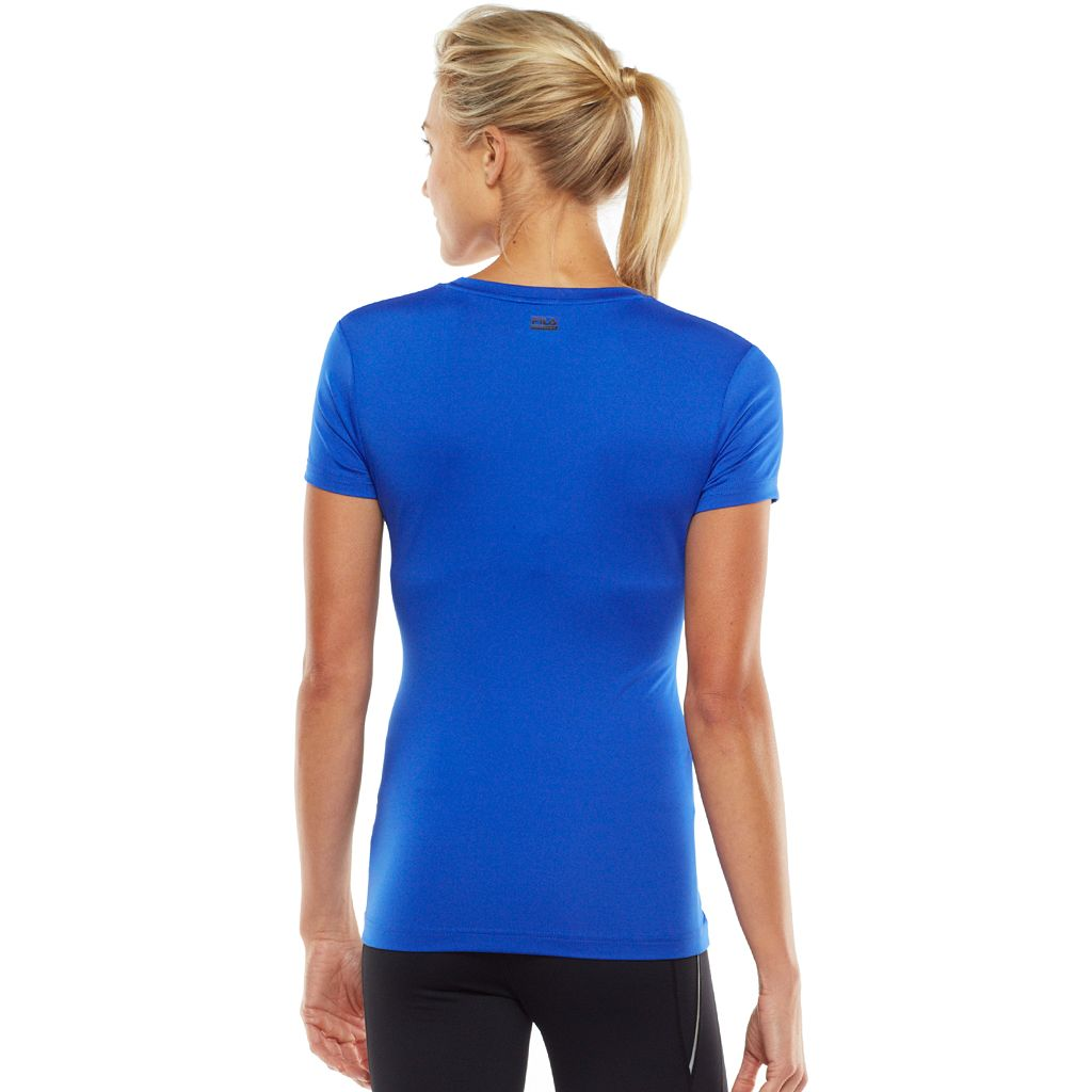 Women's FILA SPORT® Basic Racerback Workout Tee