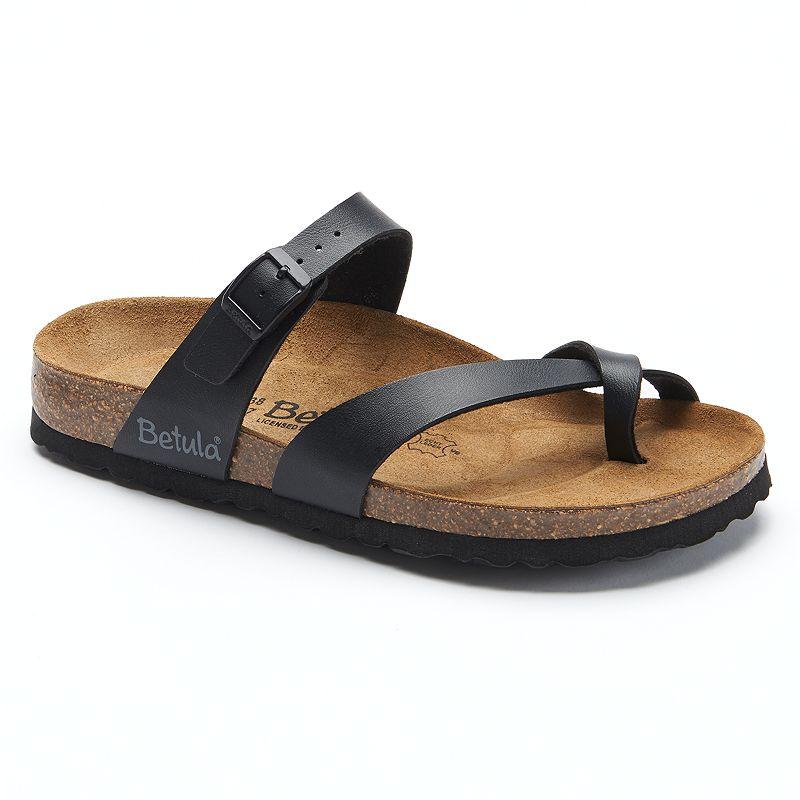 Lastest Betula Licensed By Birkenstock Criss Soft Footbed Slide Sandals