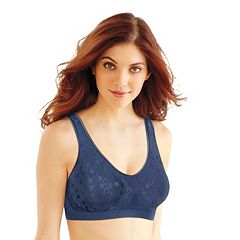 42c9022f41 Bali Bras  Comfort Revolution Smart Sizes Shaping Wire-Free Bra 3488