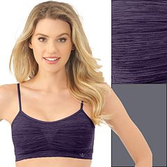 Lily of France Bras: 2-pack Dynamic Duo Wire Free Bralette 2171941