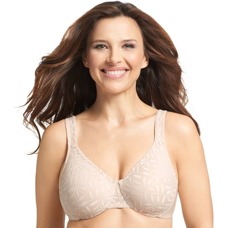 40b80ad86591c UPC 029442085291. ZOOM. UPC 029442085291 has following Product Name  Variations  Olga Women s Sheer Leaves Underwire Minimizer Bra Butterscotch  ...