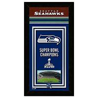 Seattle Seahawks Super Bowl XLVIII Champions 14.5
