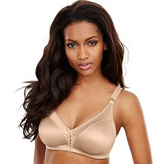 3d6868a81 Bali Bra  Double Support Comfort-U Wire-Free Full-Figure Bra 3820