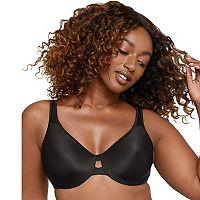 Lilyette Bra: Dreamwire™ Plunge Into Comfort Minimizer Bra 904 - Women's