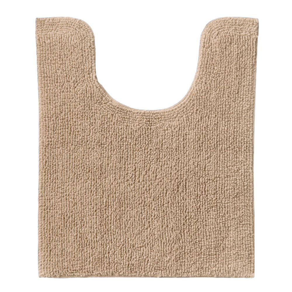goods for life™ reversible cotton contour bath rug