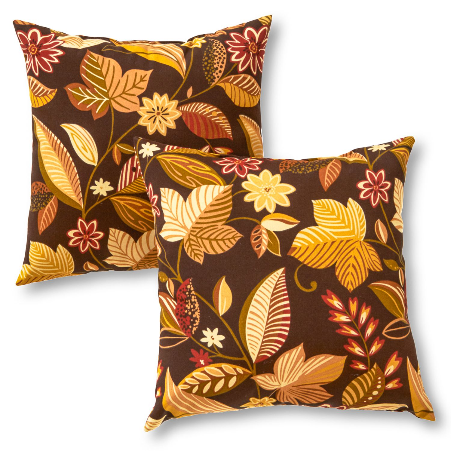 Square Outdoor Decorative Pillows