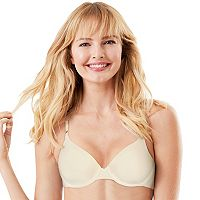 Maidenform Bra: One Fab Fit Demi Tailored T-Shirt Bra 07959