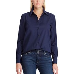 5668bf36 Womens Chaps Shirts & Blouses - Tops, Clothing | Kohl's