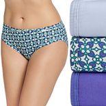 Jockey Elance 3-Pack Bikini Panties 1489