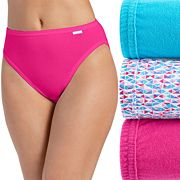 Jockey Elance 3 pkQueen French Cut Panties 1485 - Women's