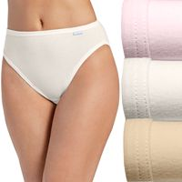 Plus Size Jockey Elance 3 pkFrench Cut Panties 1485