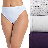 Plus Size Jockey Elance 3-pk. French Cut Panties 1485