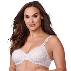 Olga Bra: Luxury Lift Full-Figure Full-Coverage Bra 35063 - Women's