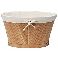 Creative Ware Home Bamboo Storage Basket - Small