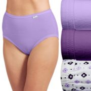 Jockey Elance 3-pk. Queen Briefs 1486 - Women's