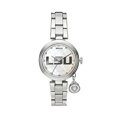 Sparo Charm Watch - Women's LSU Tigers Stainless Steel