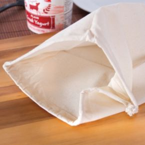 Euro Cuisine Greek Yogurt and Cheese Making Bag