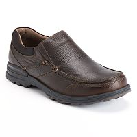 Chaps Adler Men's Casual Leather Loafers