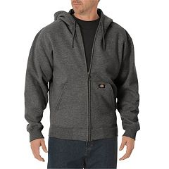 Men's Dickies Midweight Fleece Zip-Up Hoodie