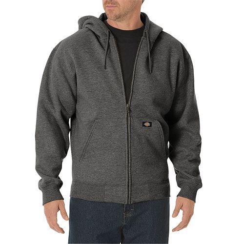 Men's Dickies Midweight Fleece Zip-Up Hoodie