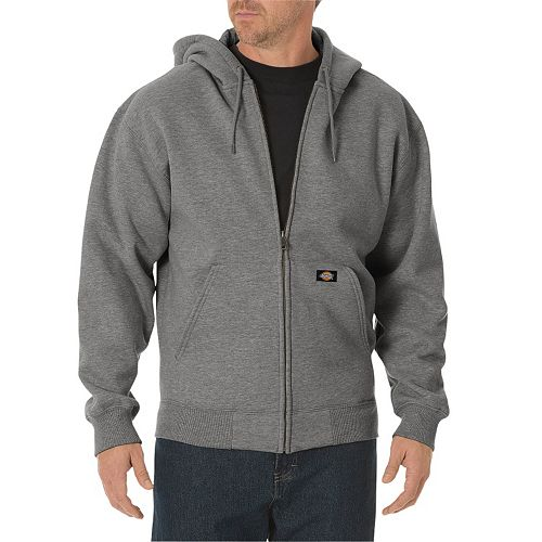 Dickies Midweight Fleece Zip-Up Hoodie