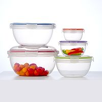 Food Network™ 10-pc. Storage Bowl Set
