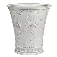 Creative Bath Eyelet Wastebasket