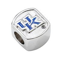 LogoArt Kentucky Wildcats Sterling Silver Bead