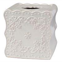 Creative Bath Scalloped Boutique Tissue Holder