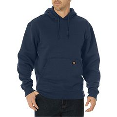 Men's Dickies Midweight Fleece Pullover Hoodie