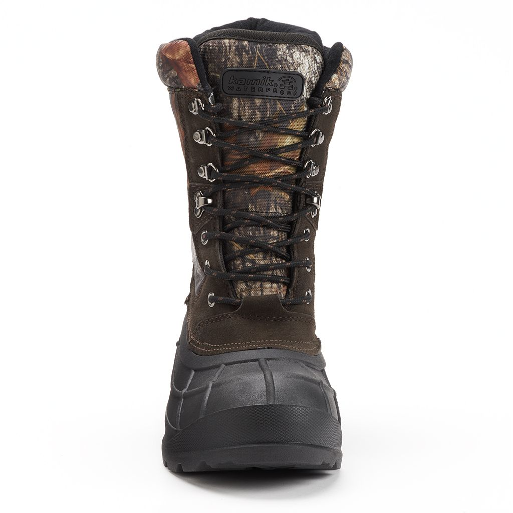 Kamik Nations Plus Camo Men's Winter Boots