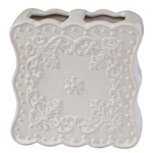 Creative Bath Scalloped Toothbrush Holder