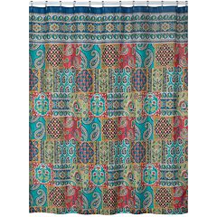 Creative Bath Sasha Fabric Shower Curtain
