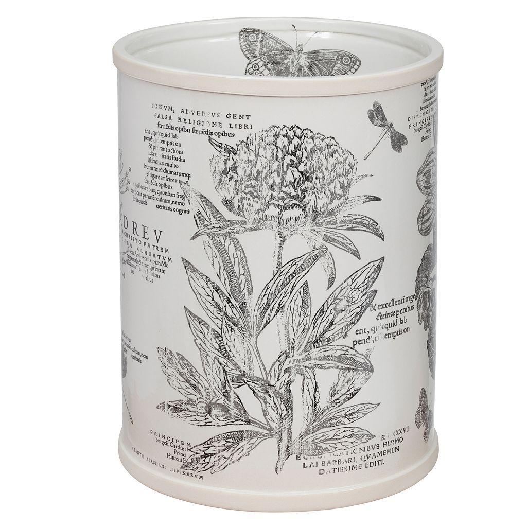 Creative Bath Sketchbook Wastebasket