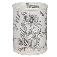 Creative Bath Sketchbook Wastebasket