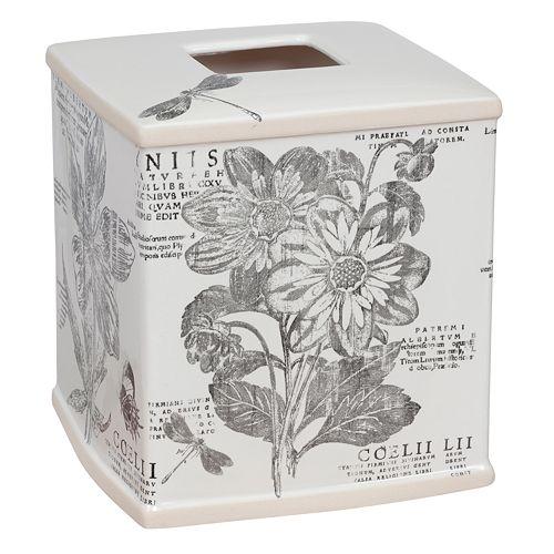 Creative Bath Sketchbook Boutique Tissue Cover