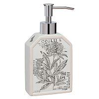 Creative Bath Sketchbook Lotion Pump