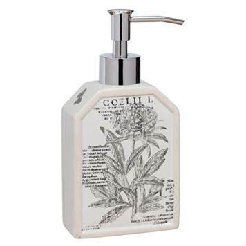 Creative Bath Sketchbook Lotion Pump