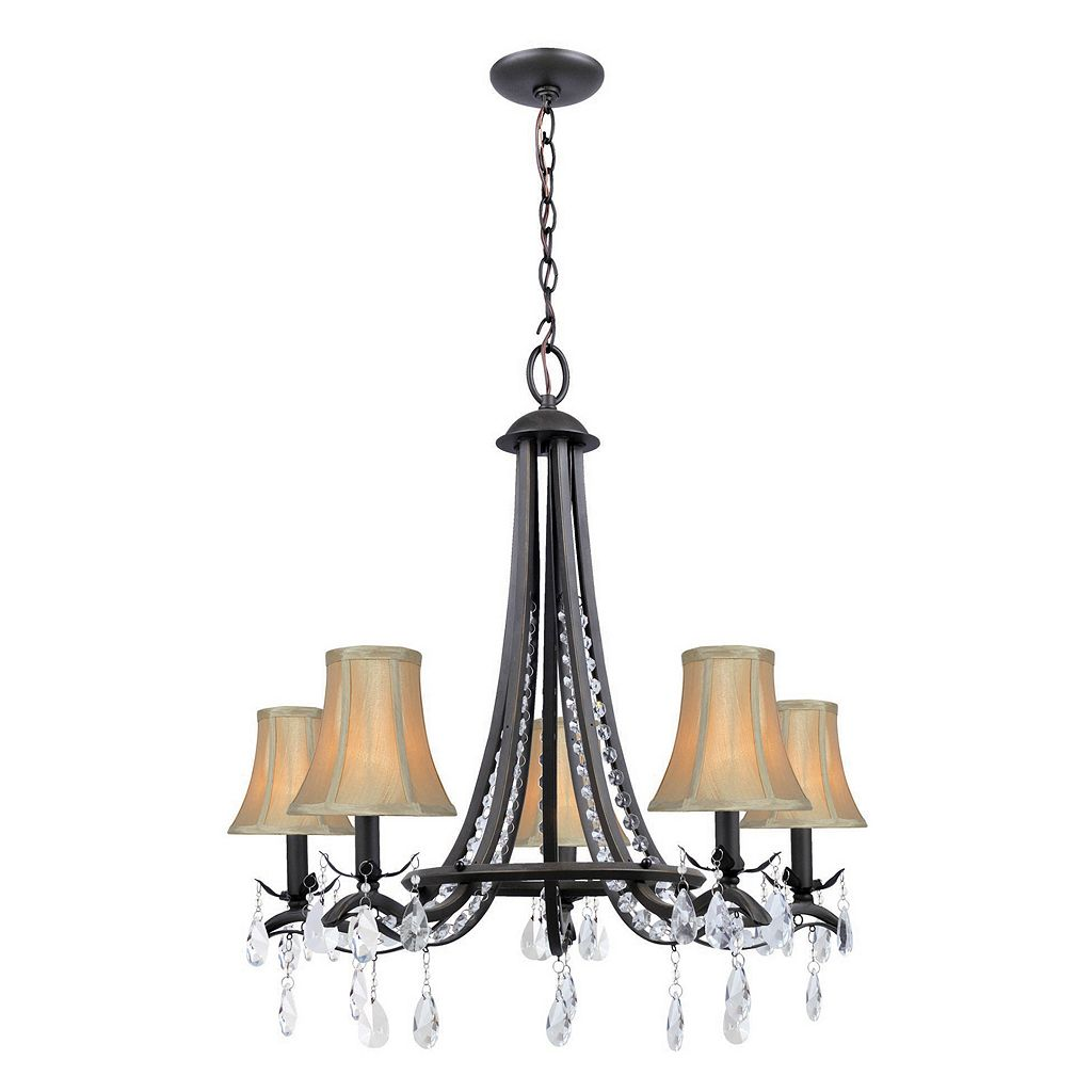 Lite Source Inc. Macy 5-Light Chandelier