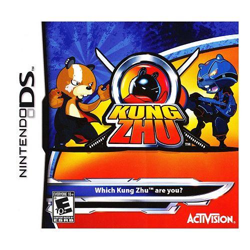 Kung Zhu for Nintendo DS