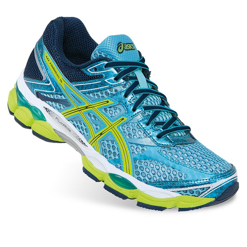 Kohls Asics Womens Running Shoes Wide