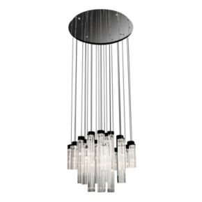 Lite Source Inc. Alfonso Crystal 24-Light Chandelier
