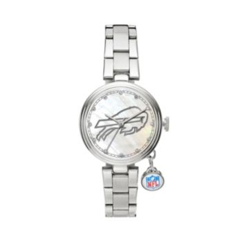 Sparo Charm Watch - Women's Buffalo Bills Stainless Steel