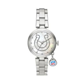 Sparo Charm Watch - Women's Indianapolis Colts Stainless Steel