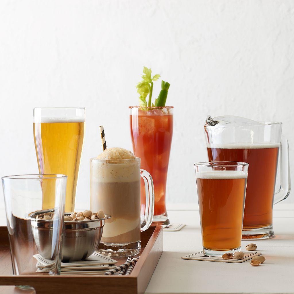 Food Network™ Hops 4-pc. Pilsner Glass Set