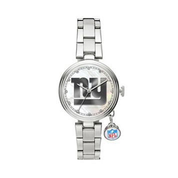 Sparo Charm Watch - Women's New York Giants Stainless Steel