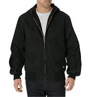 Men's Dickies Sanded Duck Thermal Lined Hooded Jacket
