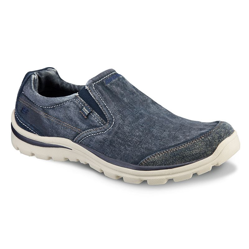 Skechers Relaxed Fit Superior Drone Comfort Shoes - Men