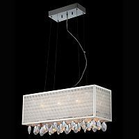 Lite Source Inc. Santuzza Crystal 14-Light Chandelier